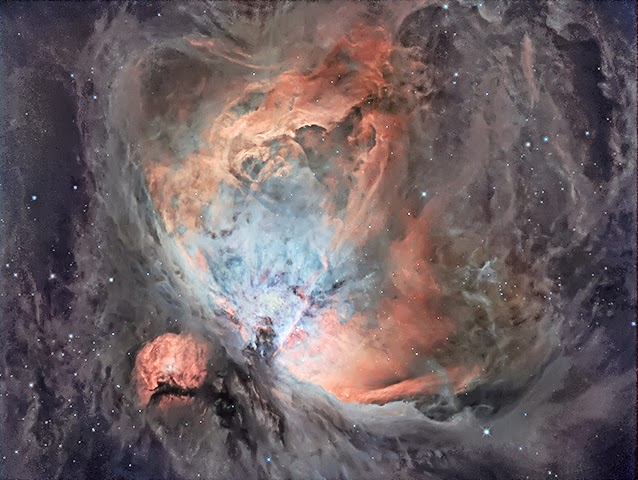 Orion Nebula: Astronomy Photographer of the Year 2013