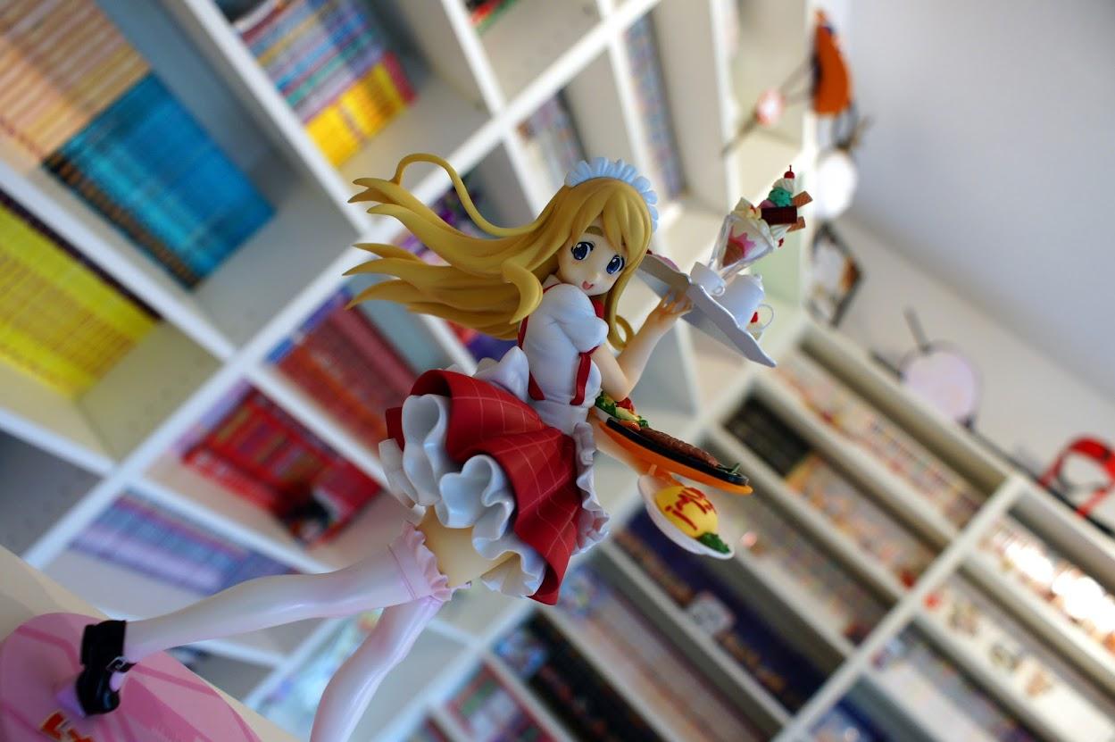 Tsumugi Kotobuki PVC Figur Max Factory K-ON!