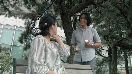Takei Emi, Eguchi Yosuke