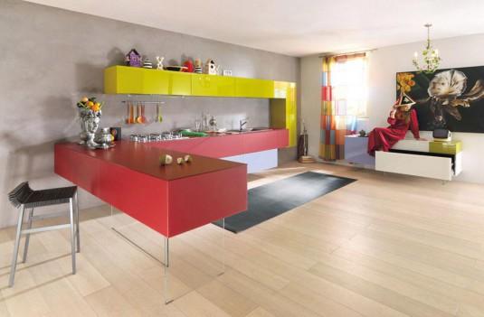 Funky Interior Design: Funky Interior | Kitchen