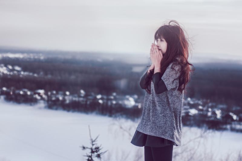 Thơ tình yêu mùa đông buồn