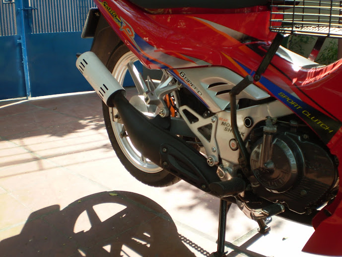 Suzuki sport RGV 120 đời 98 full satria 2000 zin