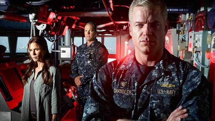 "Cast principal de ""The last ship"""