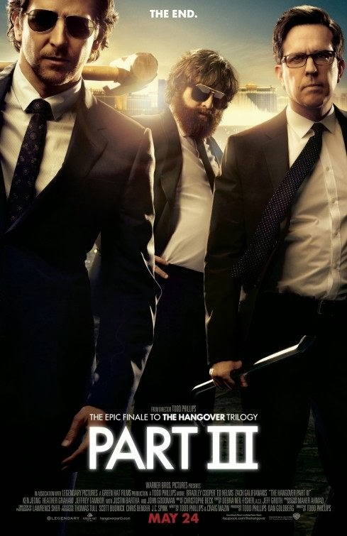 Poster Of The Hangover Part III (2013) Full Movie Hindi Dubbed Free Download Watch Online At Alldownloads4u.Com
