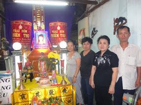 Viêng tang con gái Khuê Trinh k1