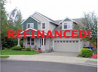 refinanced rental home