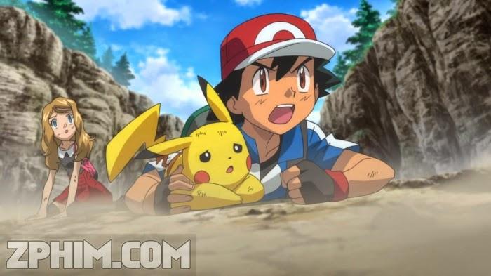 Ảnh trong phim Diancie Và Sự Hủy Diệt Từ Chiếc Kén - Pokemon Za Mûbî XY: Hakai no Mayu to Dianshî 2