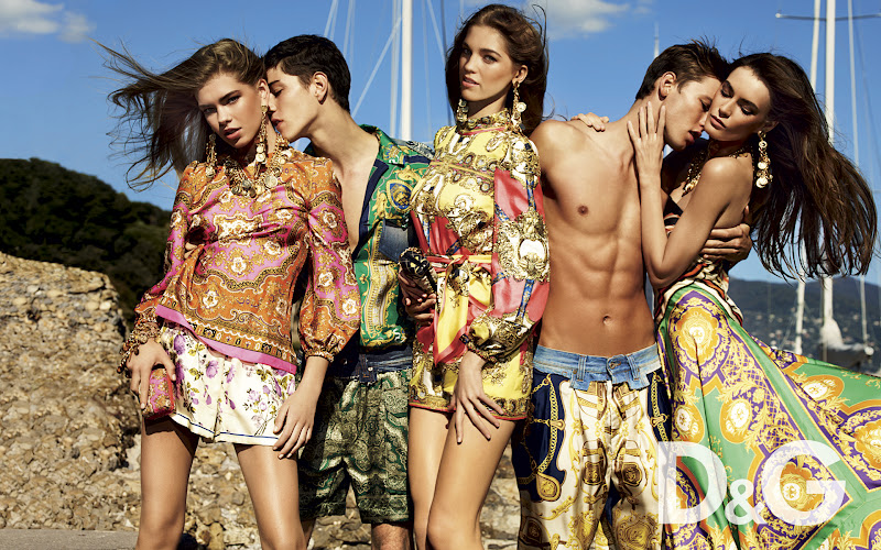 D&G_campaign_spring_2012