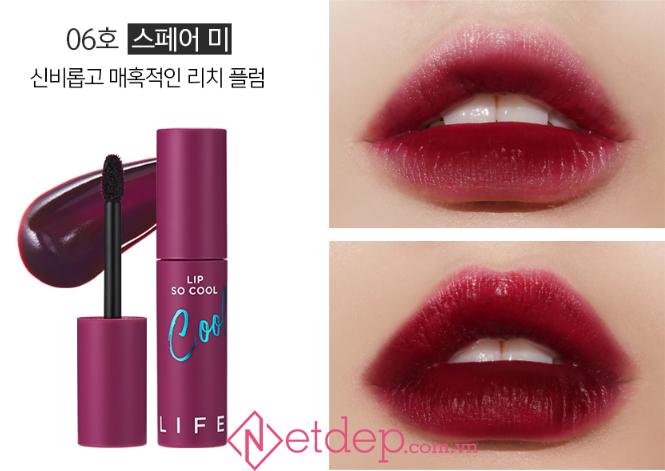 Son It's Skin Life Color Lip So Cool