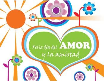 Feliz Dia del Amor 2014