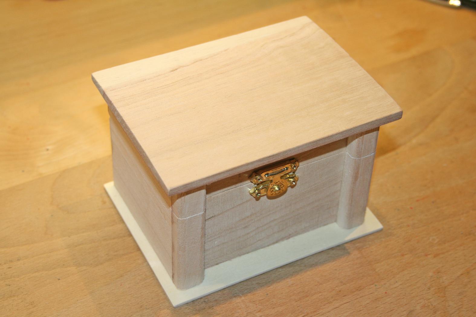 gabriele s conga crafts blog geldgeschenk schatzkiste. Black Bedroom Furniture Sets. Home Design Ideas