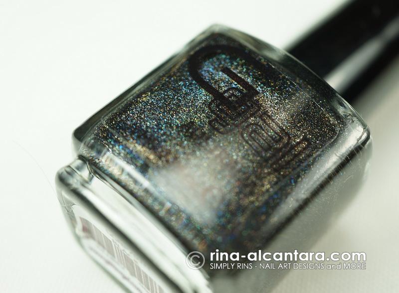 Glitter Gal Black