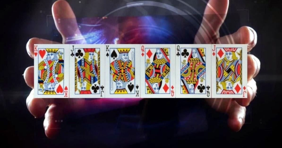 Tour De Magie Avec Explication Tour De Magie Avec Un Jeu De Cartes