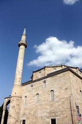 Mosque in Pristina Kosovo