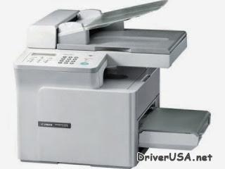 download Canon imageCLASS D320 Laser printer's driver