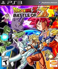 Dragonball Z Battle of Z   PS3