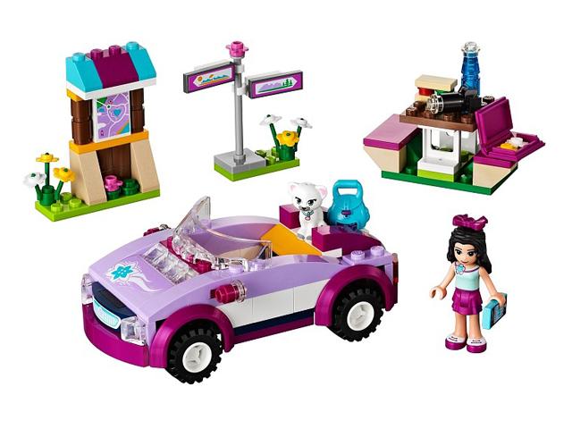 41013 レゴ フレンズ ピクニックスポーツカー