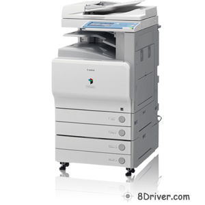 Download Canon iRC2550i Printers Driver & installing
