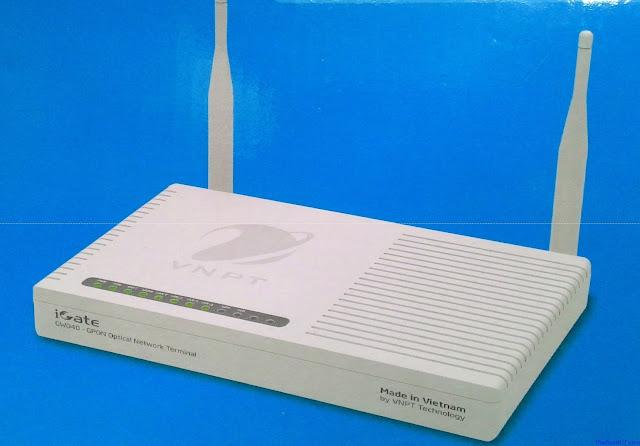 [Quản trị mạng] Các tính năng Router Wi-Fi (GW040 của VNPT) có thể bạn chưa biết? GW040