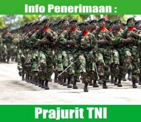 Penerimaan Prajurit TNI