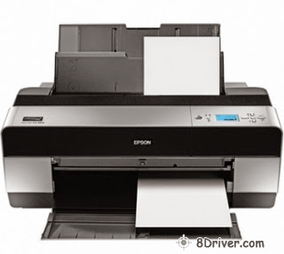 Download Epson Stylus Pro 3880 Graphic Arts Edition printers driver & Install guide
