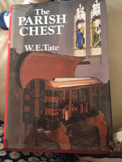 Full Circle Family History Blog: 5 on a Friday - Genealogy Books  The Parish Chest by W. E.Tait