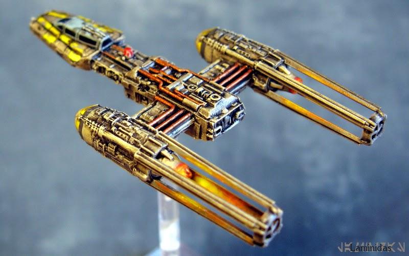 Laminidas' farbige Werften 140228+X-Wing+-+Y-Wing+6