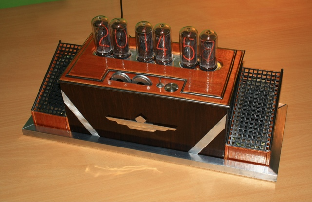 Arduino Nixie Tube Clock   Arduino Projects