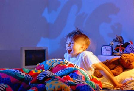 Terror nocturno en los niños