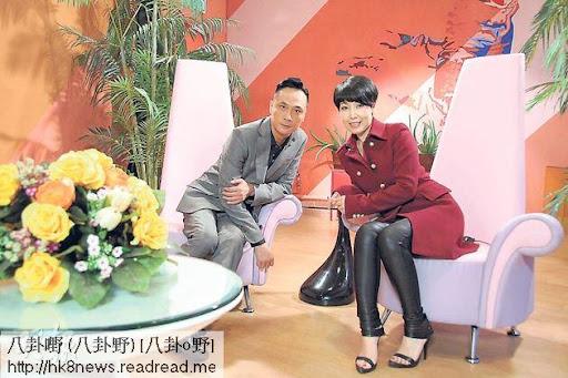 黎芷珊每集都請來分量十足的嘉賓,第三集便是吳鎮宇。