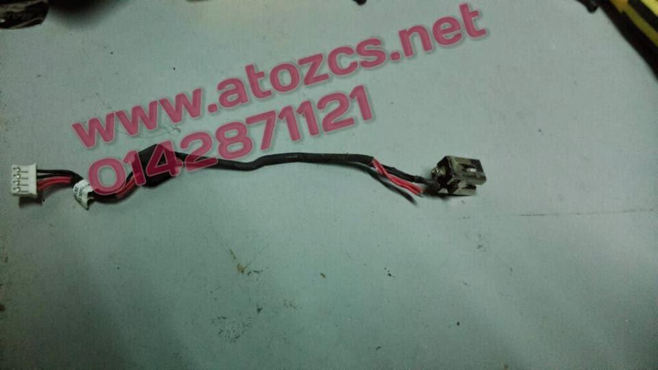 asus k43u power jack connector