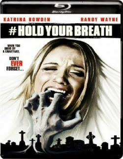 Filme Poster Hold Your Breath BRRip XviD & RMVB Legendado
