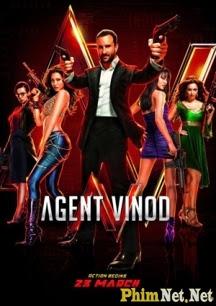 Phim Mật Vụ Ăn Chơi - Agent Vinod 2012