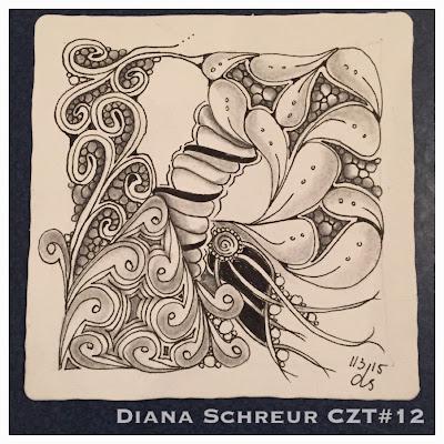 Diana Schreur #12