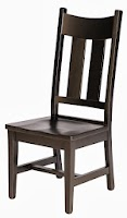 Montrose Dining Chair in Sable Maple