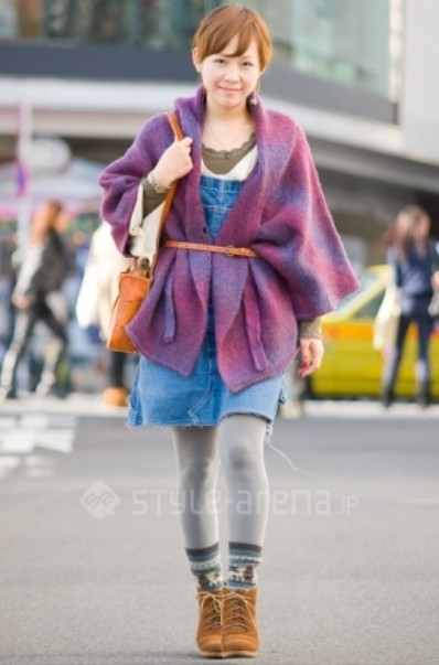 Matsuda 瑞季 is a Japanese university students, street fashion tokyo model:Japanese girl,fashion girl,models0