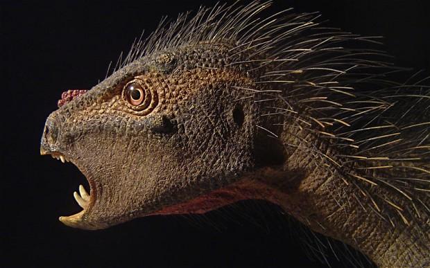 豪豬恐龍2