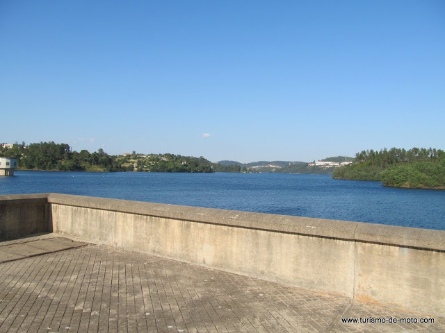 Barragem de Castelo de Bode, Tomar, Cidade dos Templários, Rio Nabão, Santarém, Ribatejo