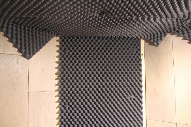 construction d 39 une cabine acoustique enregistrement home. Black Bedroom Furniture Sets. Home Design Ideas