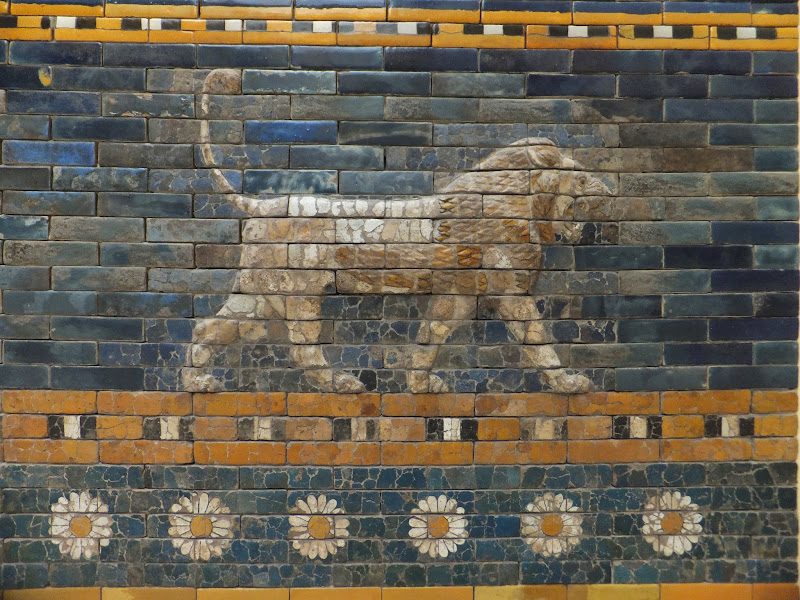 Pergamonmuseum, Berlin, Autel, Ishtar, Alep, Agora, elisaorigami, travel, blogger, voyages, lifestyle