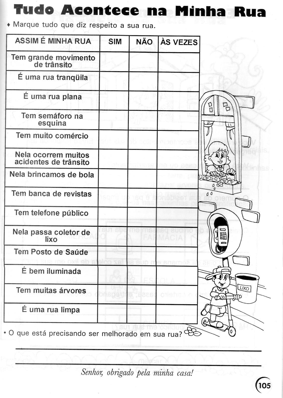 Top EDUCAÇÃO E SUAS ESPECIFICIDADES: ATIVIDADES DE HISTÓRIA E GEOGAFIA  XX51