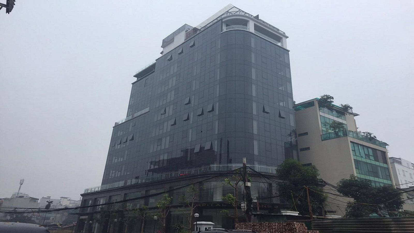 Tòa nhà NovaGroup Tower