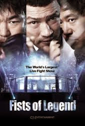 Fists Of Legend 2013