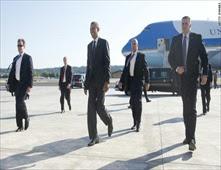 فضائح دعارة  لحرس الرئيس أوباما