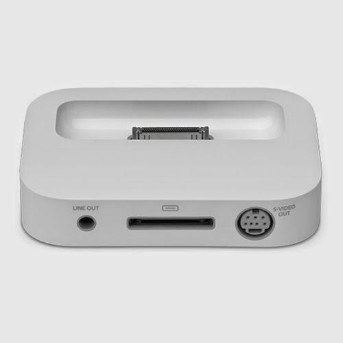 Apple iPod Photo Dock Digital Player Docking Station M9868G/A