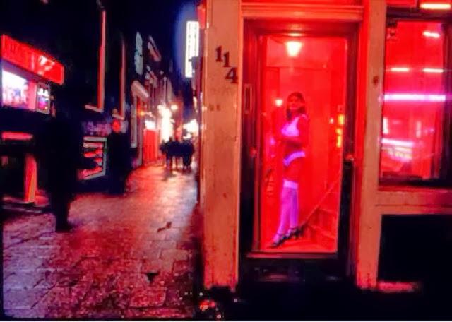 prostitution museum amsterdam orgasmus