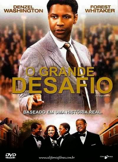 Download - O Grande Desafio – DVDRip AVI Dual Audio + RMVB Dublado