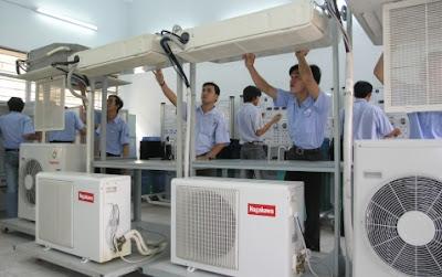 Dịch vụ sửa chữa điều hòa tại nhà Hà Nội giá rẻ uy tín
