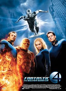 Bộ Tứ Siêu Đẳng 2: Sự Nổi Dậy Của Người Bạc - Fantastic 4: Rise Of The Silver Surfer poster