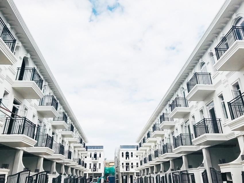 Nhà phố Phú Gia Compound